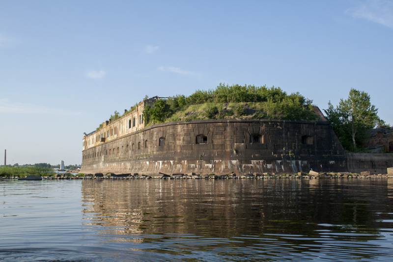 Форт Кроншлот