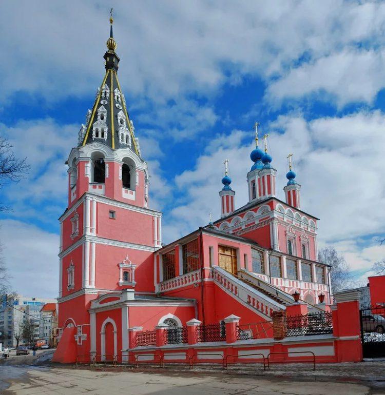 Георгиевский собор Калуга