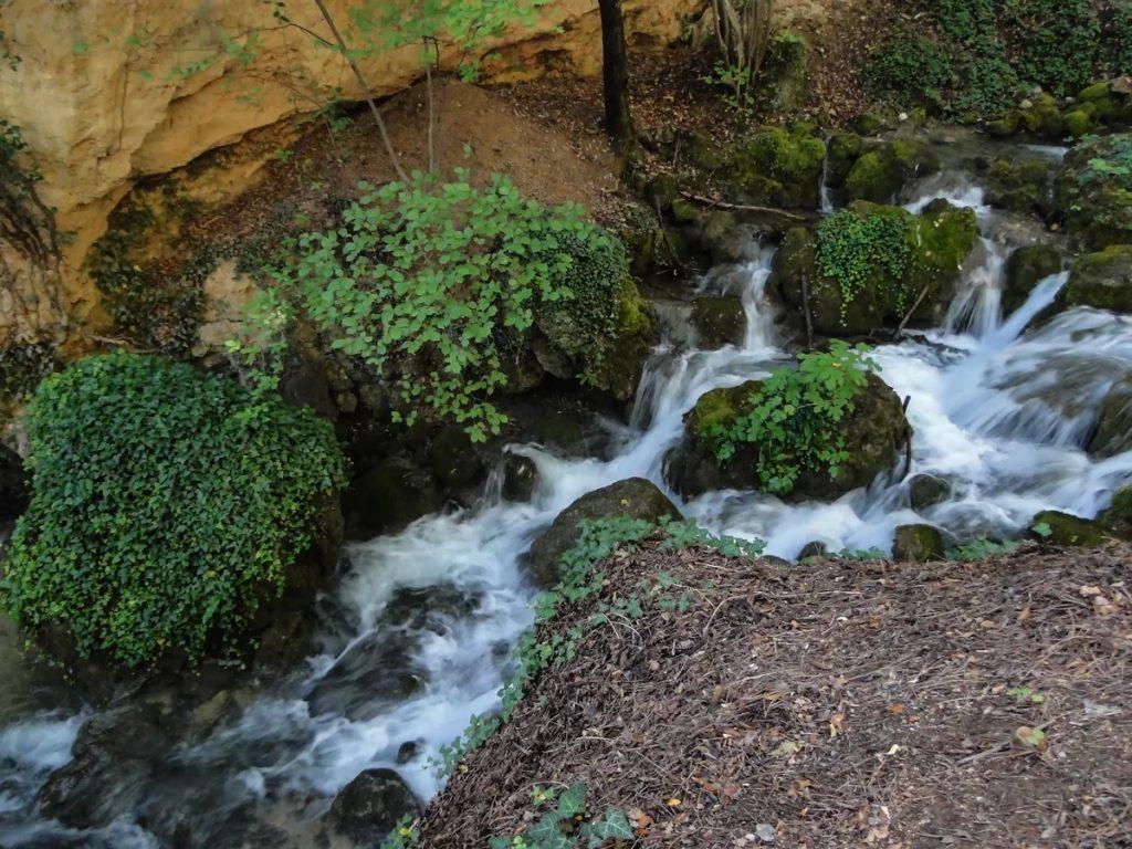 Массандровский водопад