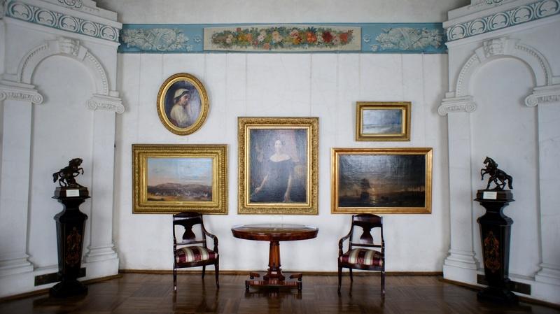 Музей изобразительных искусств Калуга