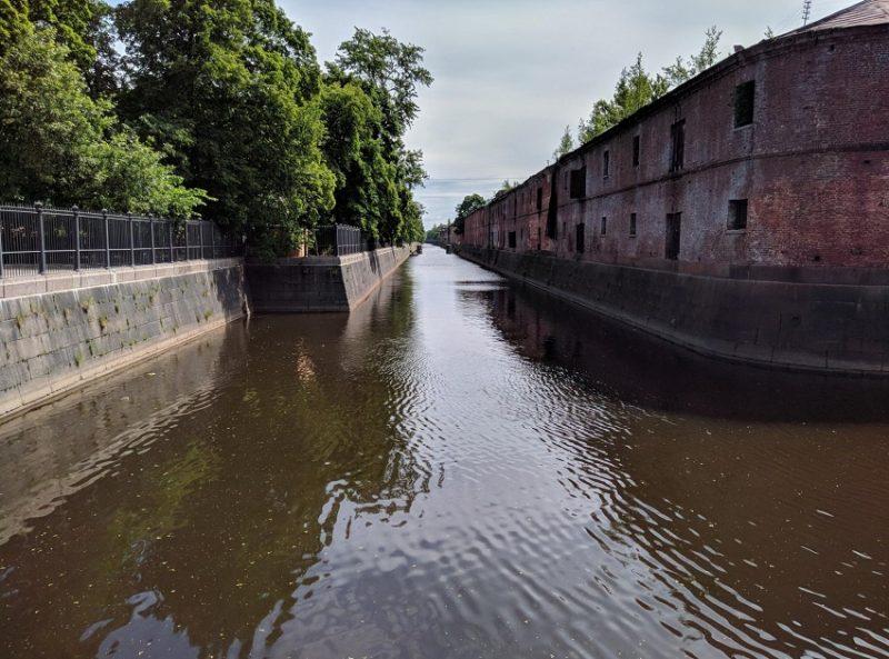 Обводный канал Кронштадт