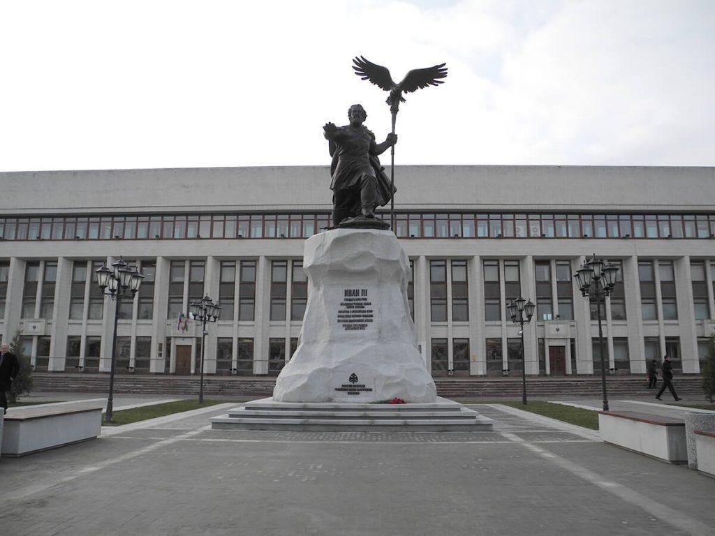 памятник Ивану III Калуга