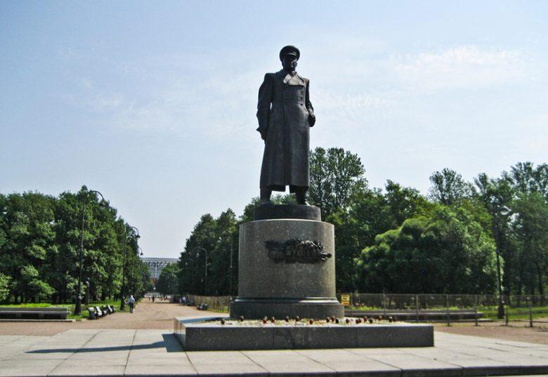 Аллея Героев Санкт-Петербург