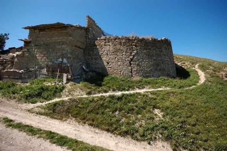 Башня святого Фомы в Феодосии