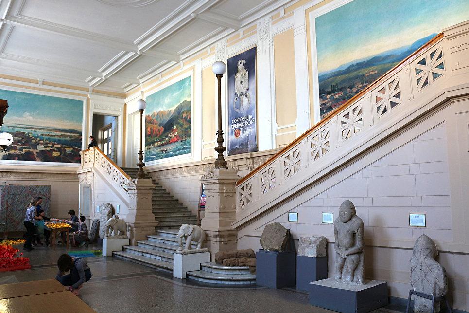 Музей Тавриды Симферополь