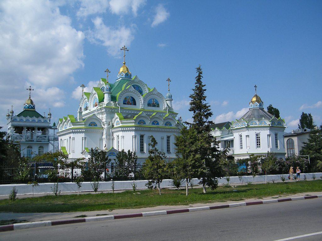 Церковь Святой Екатерины Феодосия