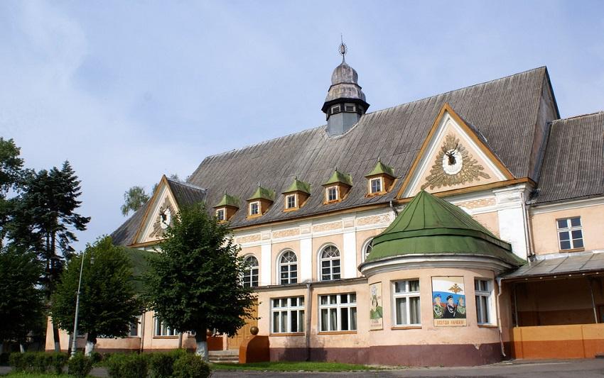 Дом офицеров Гусев