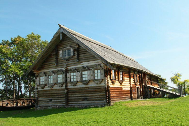 Дом Сергеева