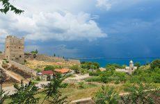 Достопримечательности Феодосии: крепость Кафа и Айвазовский