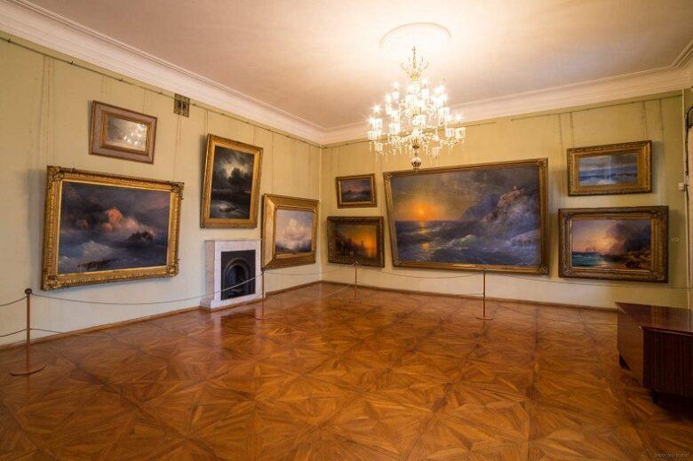 Феодосиская картинная галерея