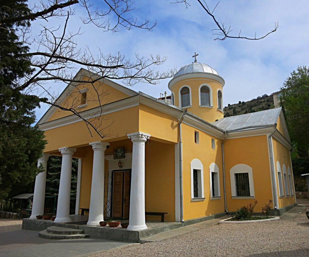 храм 12 апостолов Балаклава