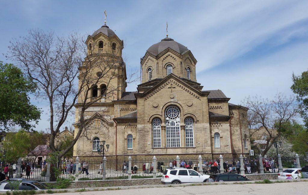 Храм Святого Илии, Евпатория