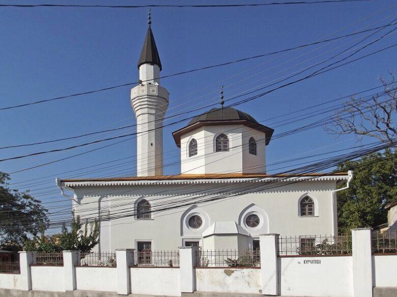 Мечеть Кебир-Джами Симферополь