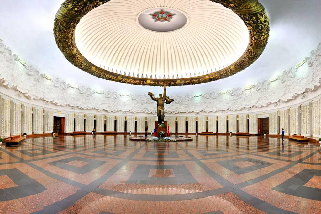 Зал Славы в Музее Победы