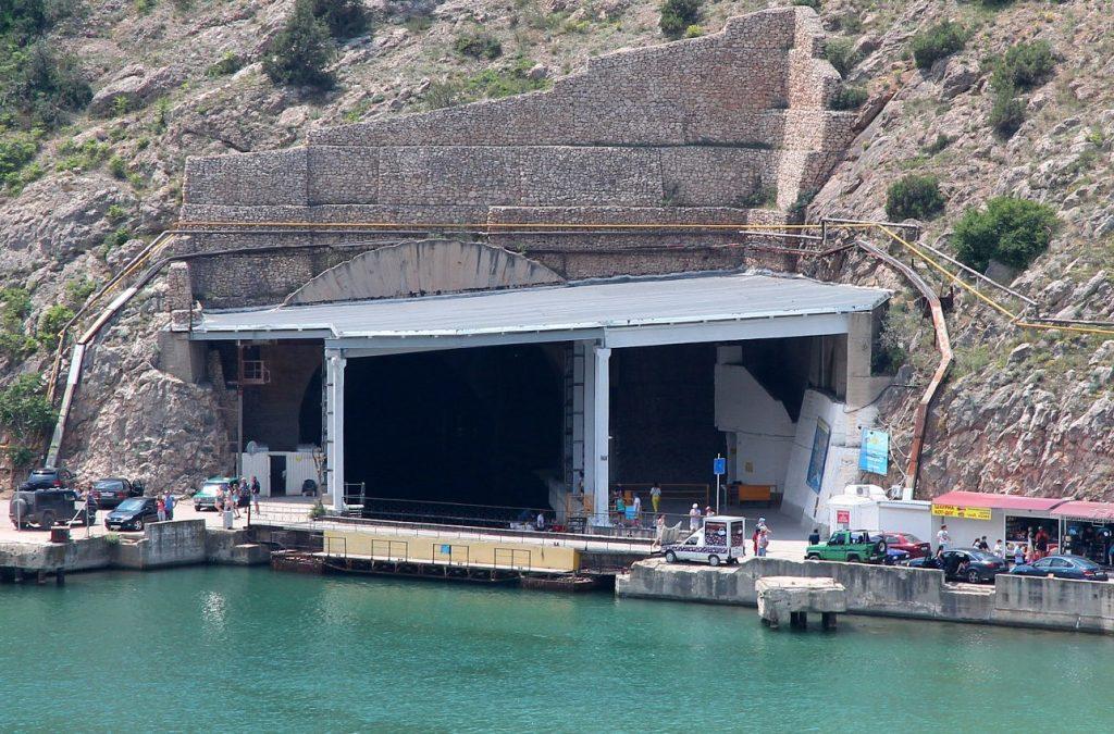 Музей подводных лодок Балаклава