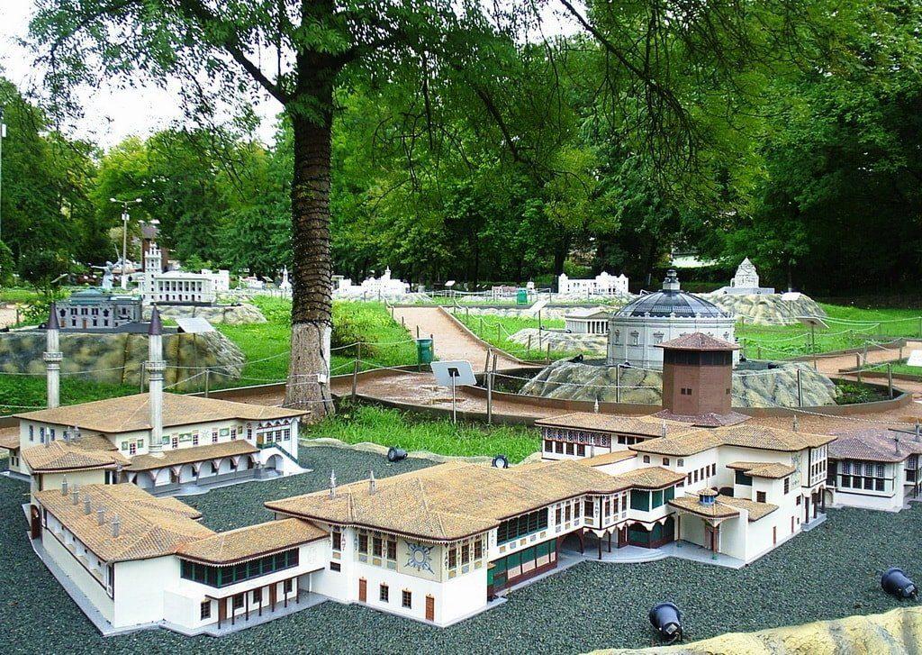 Парк миниатюр Евпатория