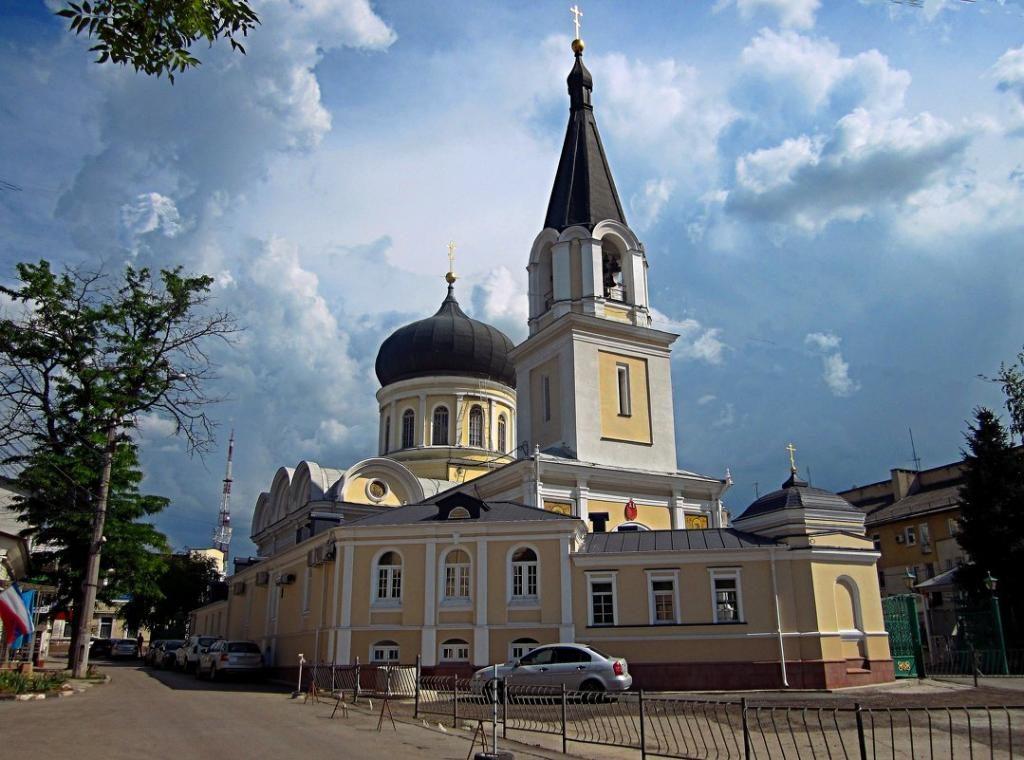 Петропавловский собор Симферополя