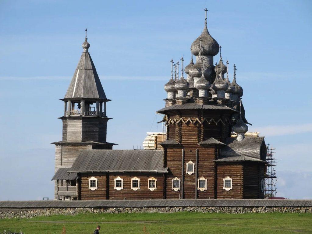 Покровская церковь Кижи