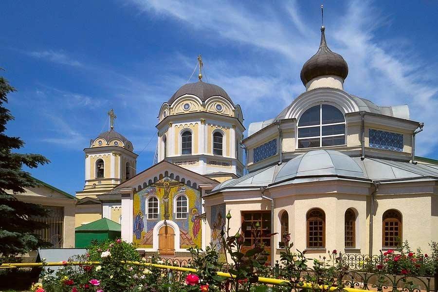 Свято-Троицкий храм Симферополь