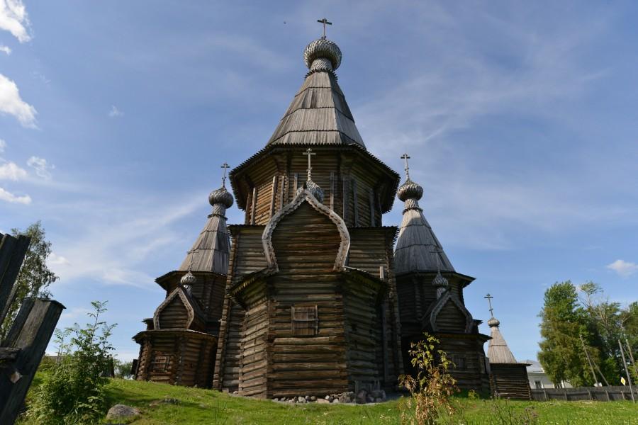 Успенский собор Кемь