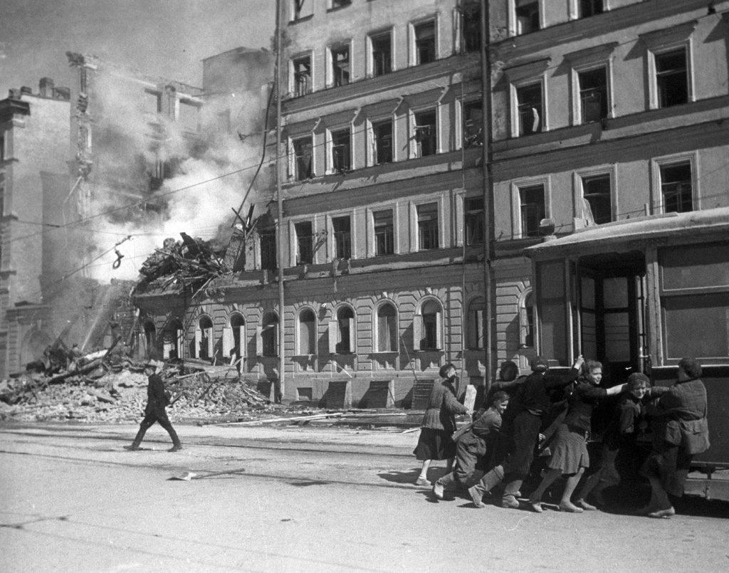 Военный Ленинград
