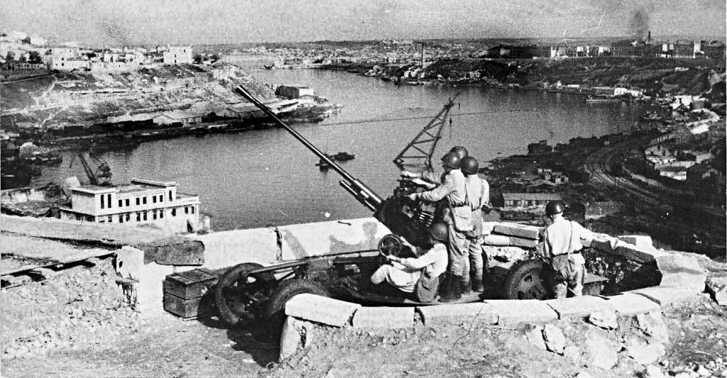 Военный Севастополь