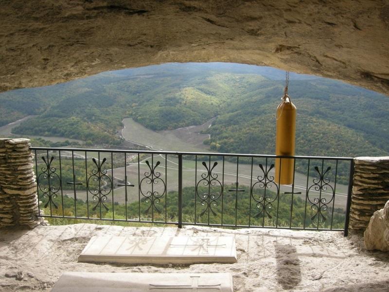 Благовещенский Мангупский мужской монастырь