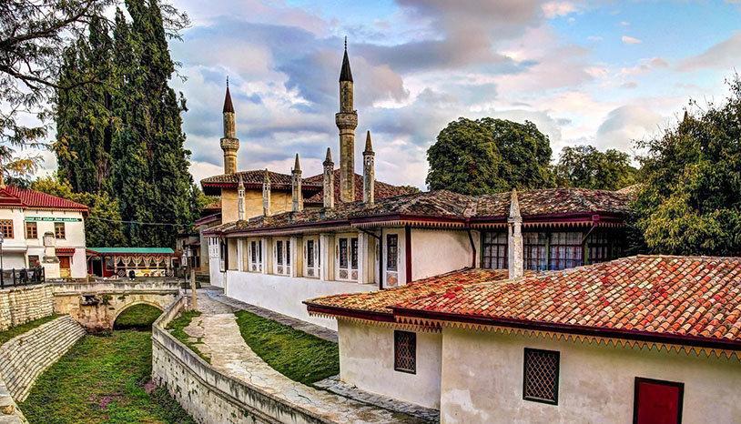 Ханский дворец Бахчисарай