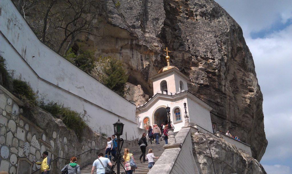 Свято-Благовещенский мужской монастырь Бахчисарай