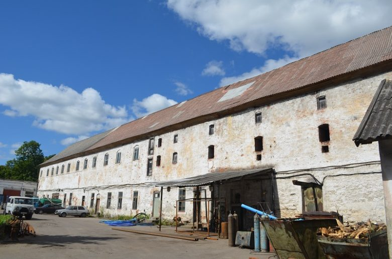 Замки Калининградской области - Нойхаузен