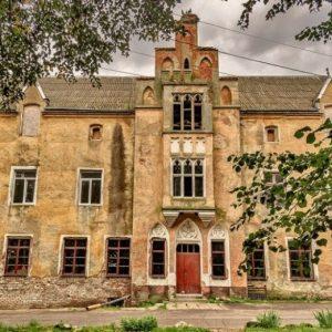 Замок Вальдау: резиденция магистра Тевтонского ордена