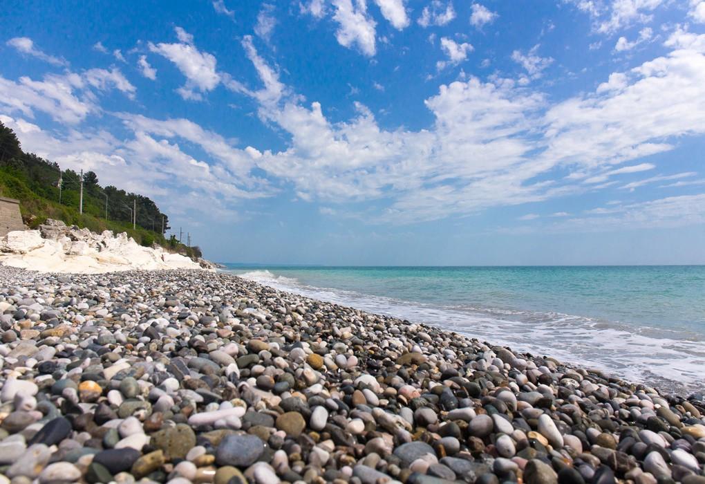 Цандрыпш пляж
