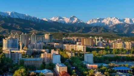 Достопримечательности Алма-Аты — южной столицы Казахстана