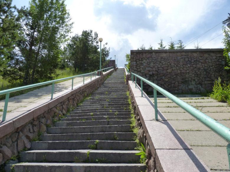 Лестница Медео