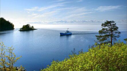 Достопримечательности Ладожского озера