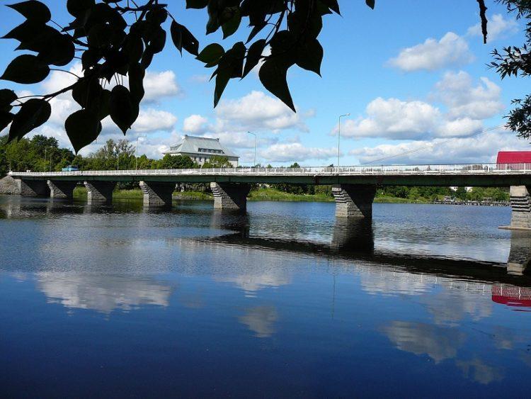 Карельский мост Сортавала