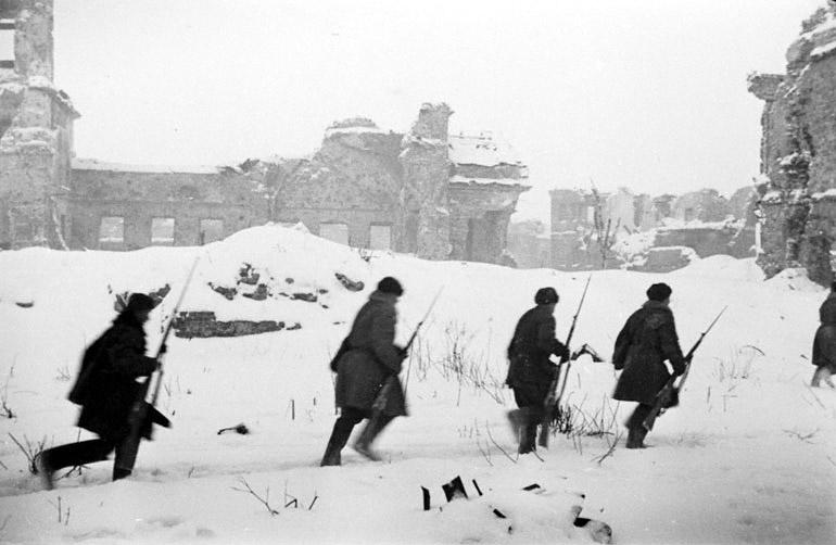 Защитники Шлиссельбургской крепости