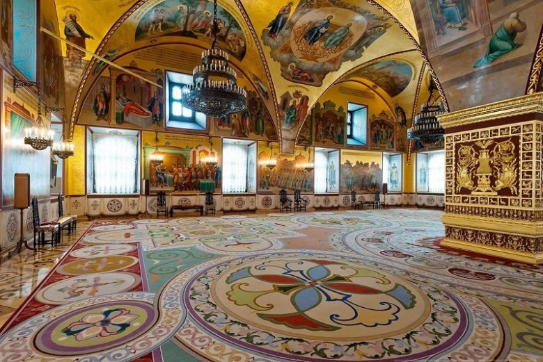Грановитая палата, Московский кремль