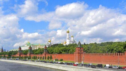 Московский Кремль: дворцы, музеи, Оружейная палата и Алмазный фонд