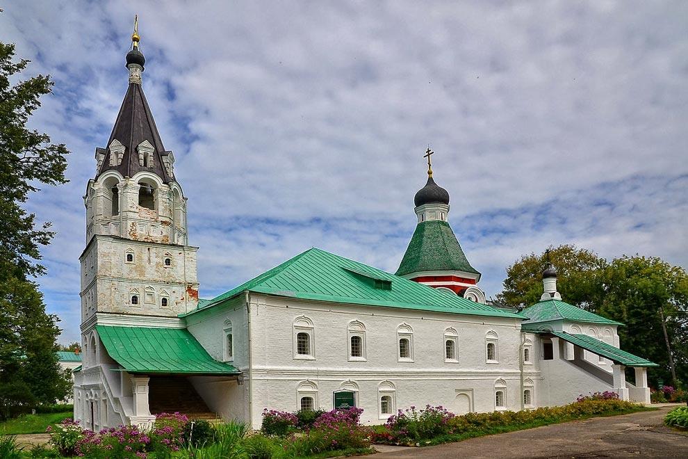 Покровский храм Александров