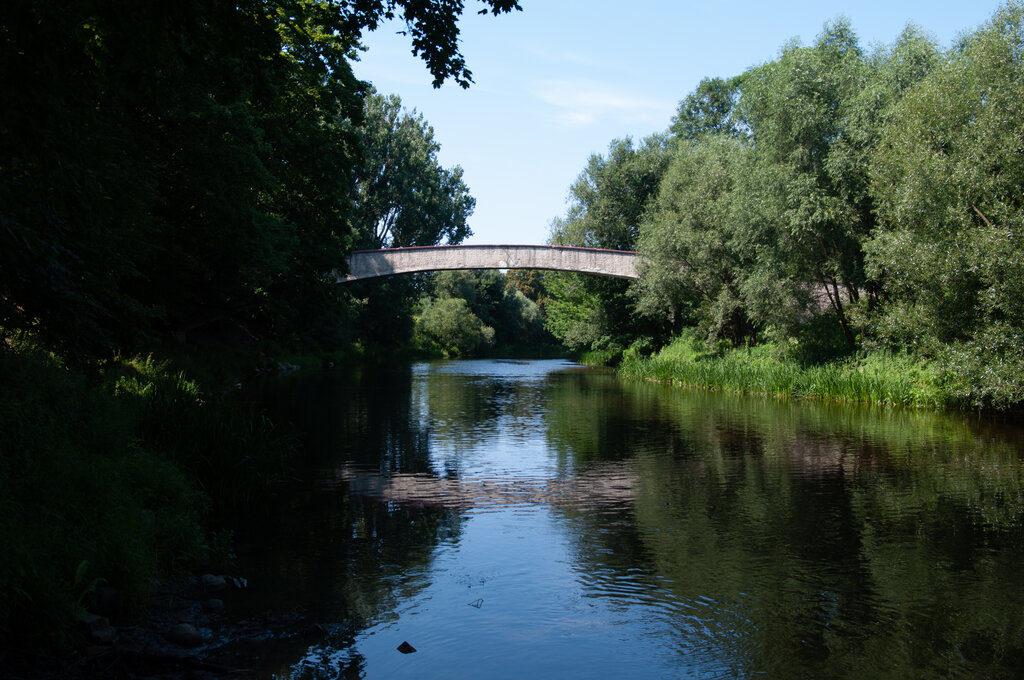 Радужный мост Черняховск