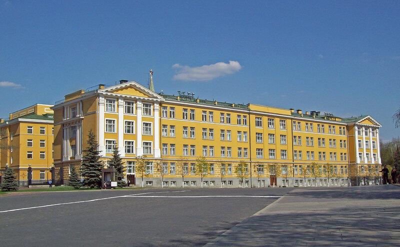 Военная школа имени ВЦИК