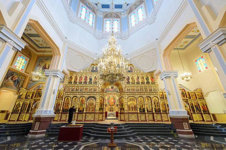 Вознесенский собор Алма-Ата