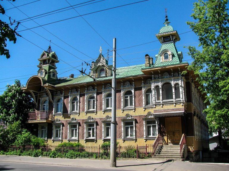Дом художника Рыбинск