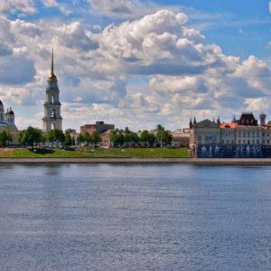 Достопримечательности Рыбинска: города на Волге