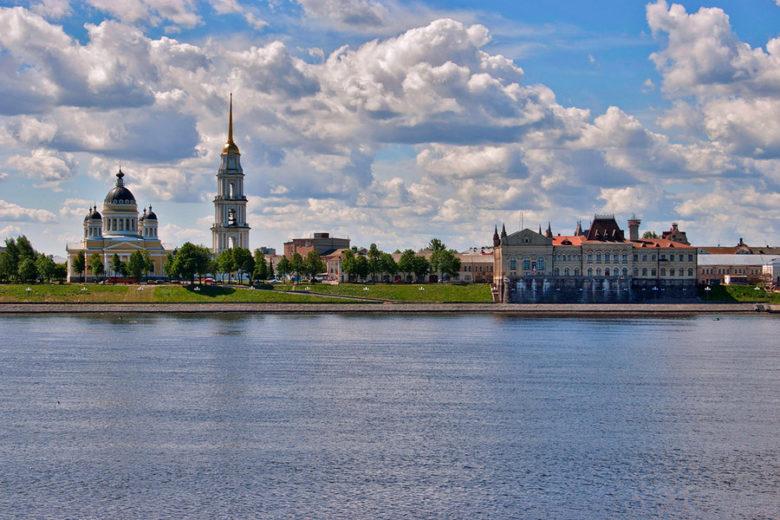 Рыбинск: достопримечательности города