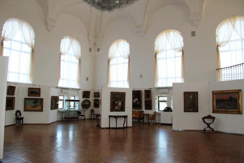 Картинная галерея Рыбинск
