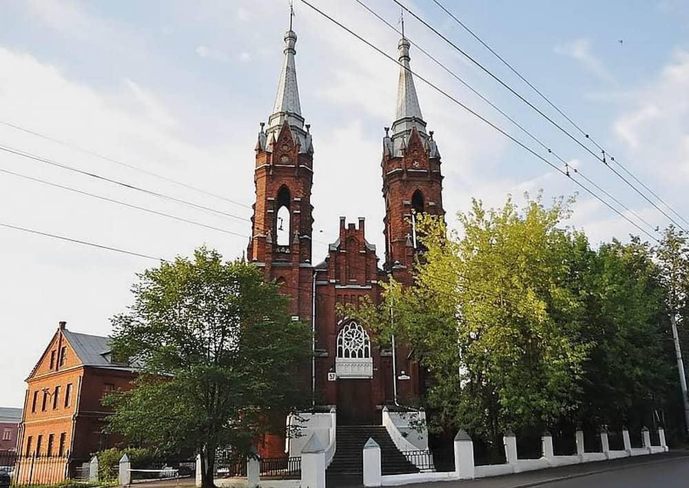Костел Рыбинск