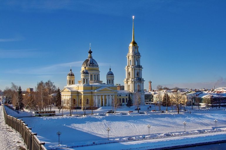 Достопримечательности Рыбинска