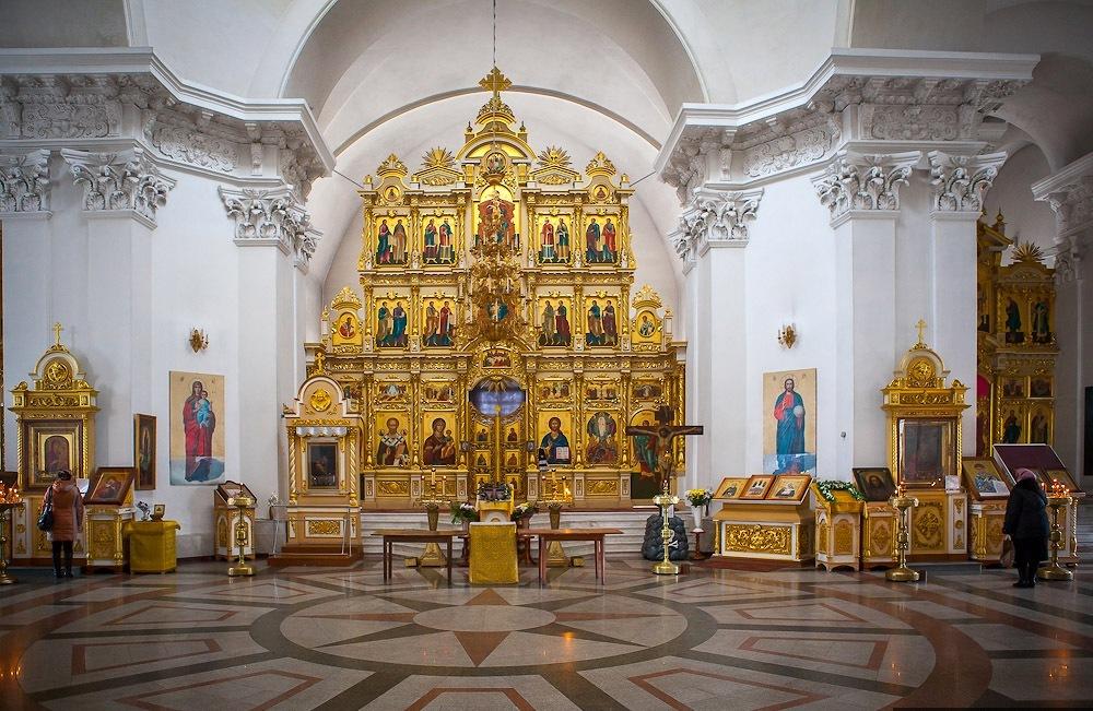 Спасо-Преображенский собор Рыбинск